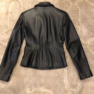 XOXO Jackets & Coats - XOXO Black Leather Jacket